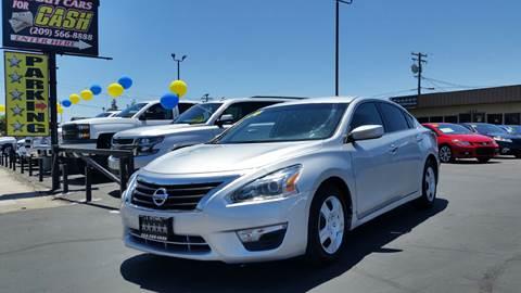 2014 Nissan Altima for sale at 5 Star Auto Sales in Modesto CA