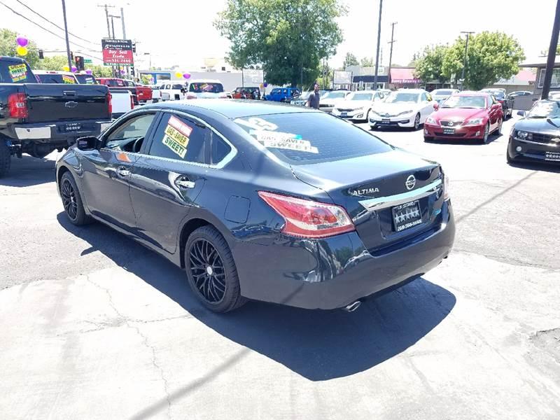 2013 Nissan Altima for sale at 5 Star Auto Sales in Modesto CA