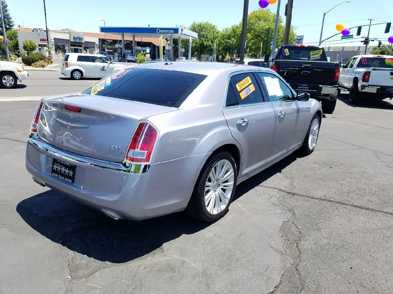 2014 Chrysler 300 for sale at 5 Star Auto Sales in Modesto CA