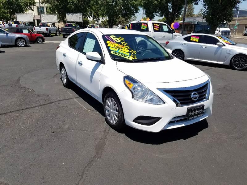 2016 Nissan Versa for sale at 5 Star Auto Sales in Modesto CA