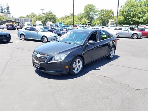 2014 Chevrolet Cruze for sale at 5 Star Auto Sales in Modesto CA