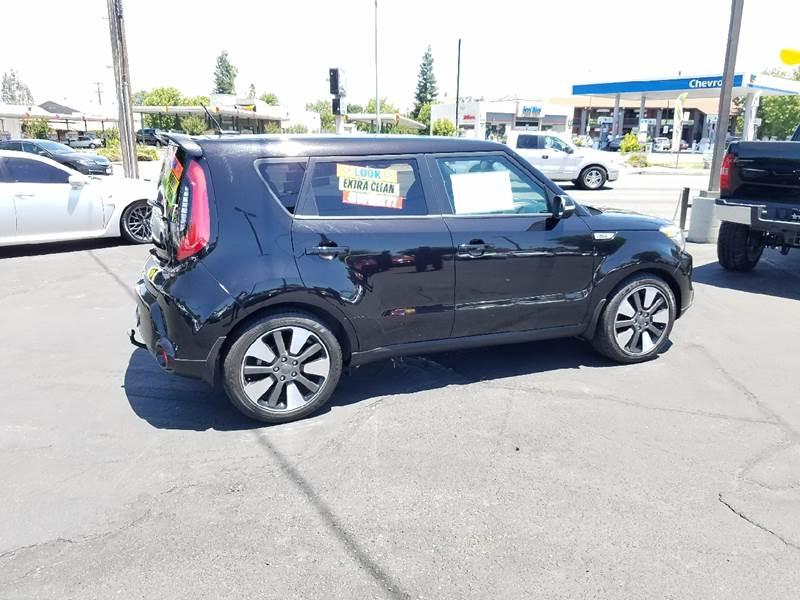 2015 Kia Soul for sale at 5 Star Auto Sales in Modesto CA