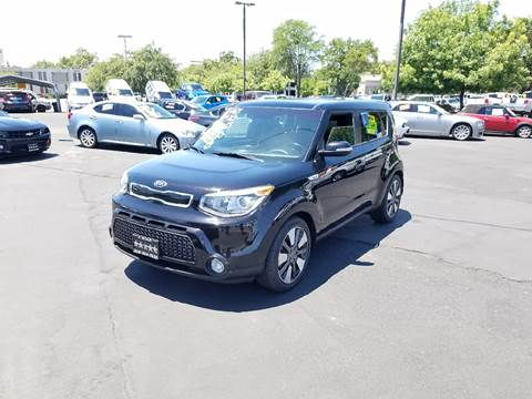 2015 Kia Soul for sale at 5 Star Auto Sales in Modesto CA