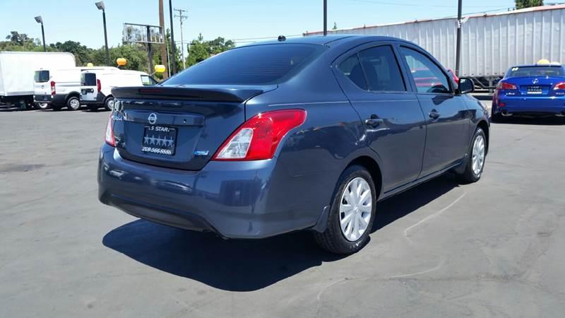 2015 Nissan Versa for sale at 5 Star Auto Sales in Modesto CA