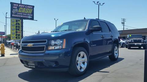 2007 Chevrolet Tahoe for sale at 5 Star Auto Sales in Modesto CA