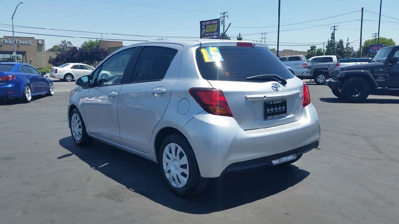 2015 Toyota Yaris for sale at 5 Star Auto Sales in Modesto CA