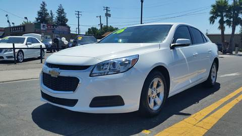 2016 Chevrolet Malibu Limited for sale at 5 Star Auto Sales in Modesto CA