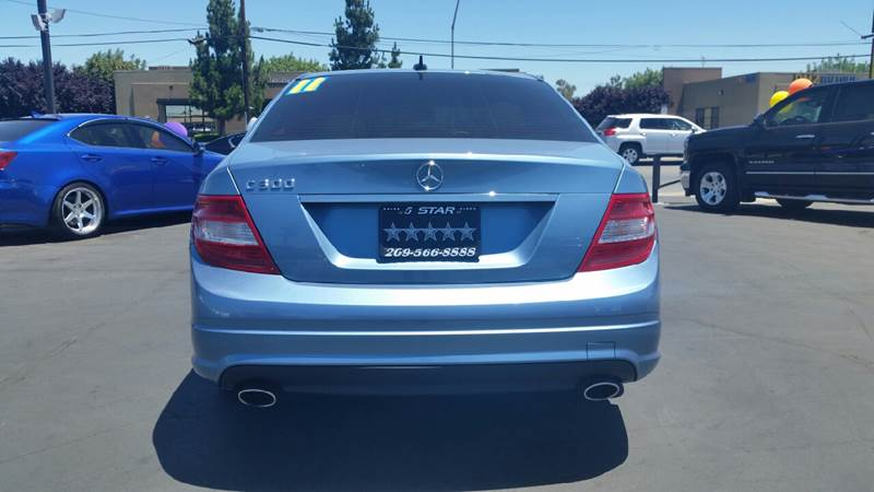 2011 Mercedes-Benz C-Class for sale at 5 Star Auto Sales in Modesto CA