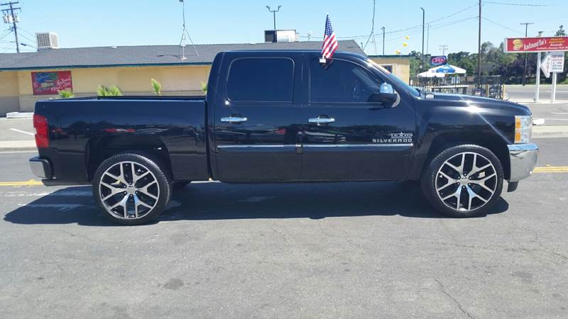 2013 Chevrolet Silverado 1500 for sale at 5 Star Auto Sales in Modesto CA