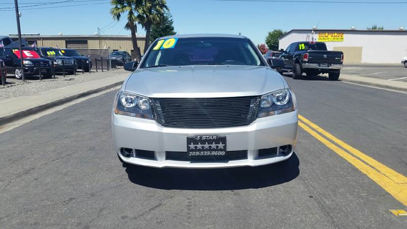 2010 Dodge Avenger for sale at 5 Star Auto Sales in Modesto CA
