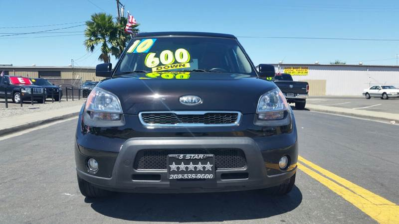 2010 Kia Soul for sale at 5 Star Auto Sales in Modesto CA