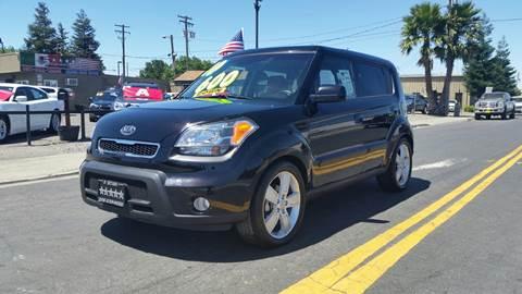 2010 Kia Soul for sale at 5 Star Auto Sales in Modesto CA
