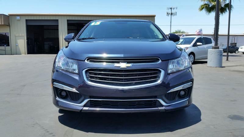 2015 Chevrolet Cruze for sale at 5 Star Auto Sales in Modesto CA