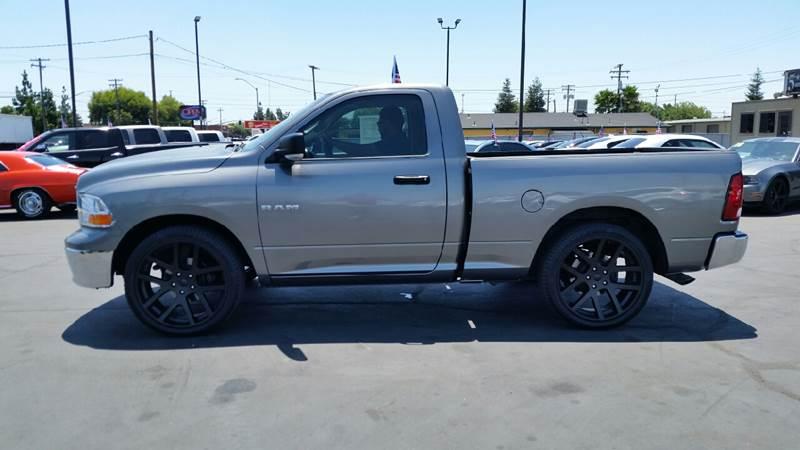 2009 Dodge Ram Pickup 1500 for sale at 5 Star Auto Sales in Modesto CA
