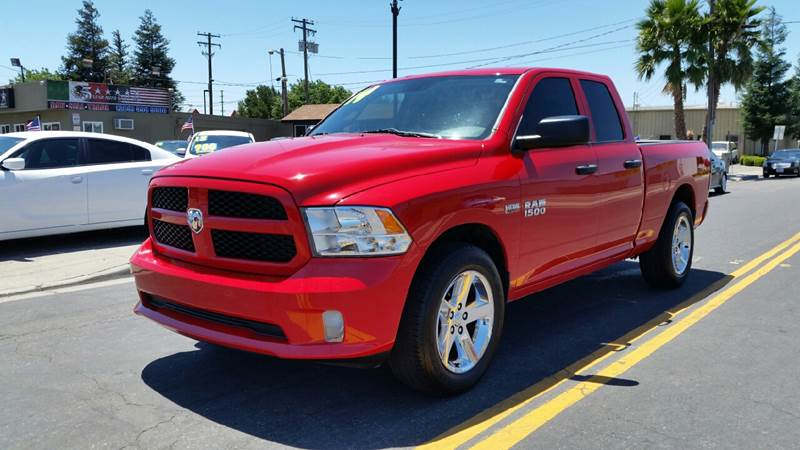2014 RAM Ram Pickup 1500 for sale at 5 Star Auto Sales in Modesto CA