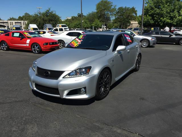 2011 Lexus IS F for sale at 5 Star Auto Sales in Modesto CA