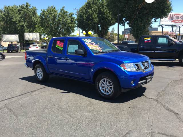 2014 Nissan Frontier for sale at 5 Star Auto Sales in Modesto CA