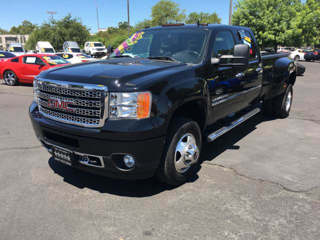 2013 GMC Sierra 3500HD for sale at 5 Star Auto Sales in Modesto CA