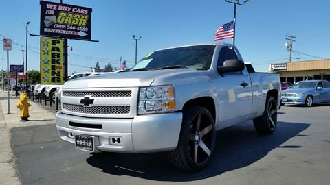 2012 Chevrolet Silverado 1500 for sale at 5 Star Auto Sales in Modesto CA