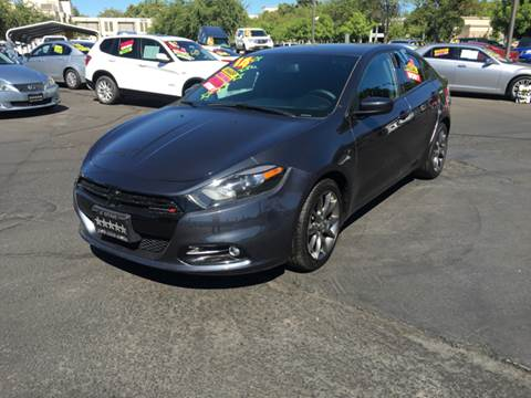 2014 Dodge Dart for sale at 5 Star Auto Sales in Modesto CA