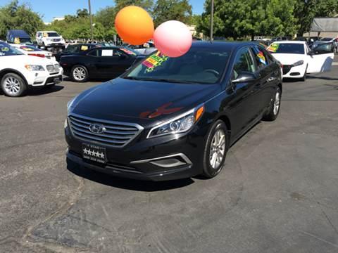 2016 Hyundai Sonata for sale at 5 Star Auto Sales in Modesto CA