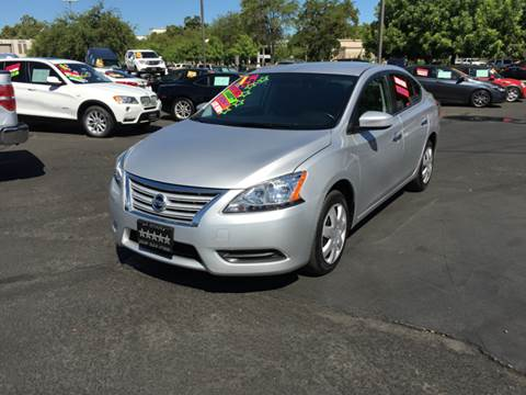 2015 Nissan Sentra for sale at 5 Star Auto Sales in Modesto CA