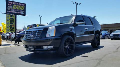 2007 Cadillac Escalade for sale at 5 Star Auto Sales in Modesto CA