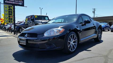 2012 Mitsubishi Eclipse for sale at 5 Star Auto Sales in Modesto CA