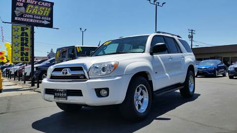 2007 Toyota 4Runner for sale at 5 Star Auto Sales in Modesto CA