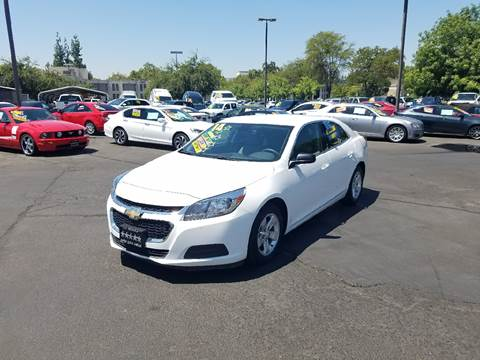 2014 Chevrolet Malibu for sale at 5 Star Auto Sales in Modesto CA