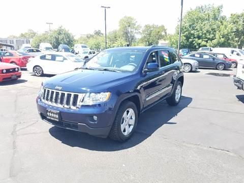 2012 Jeep Grand Cherokee for sale at 5 Star Auto Sales in Modesto CA