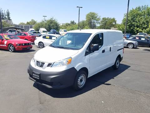 2016 Nissan NV200 for sale at 5 Star Auto Sales in Modesto CA