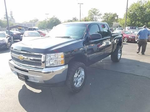 2012 Chevrolet Silverado 1500 for sale at 5 Star Auto Sales in Modesto CA