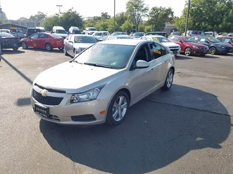 2013 Chevrolet Cruze for sale at 5 Star Auto Sales in Modesto CA