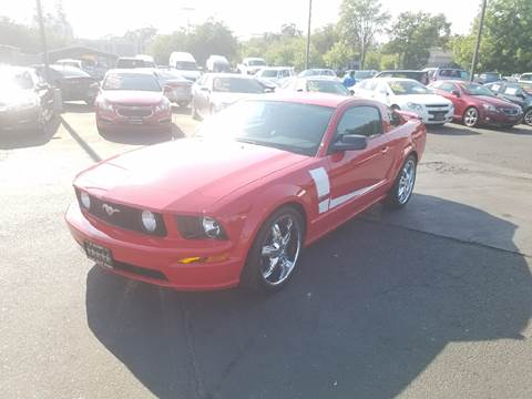 2006 Ford Mustang for sale at 5 Star Auto Sales in Modesto CA