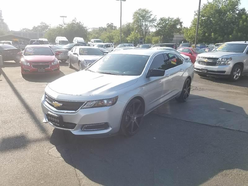 2015 Chevrolet Impala for sale at 5 Star Auto Sales in Modesto CA