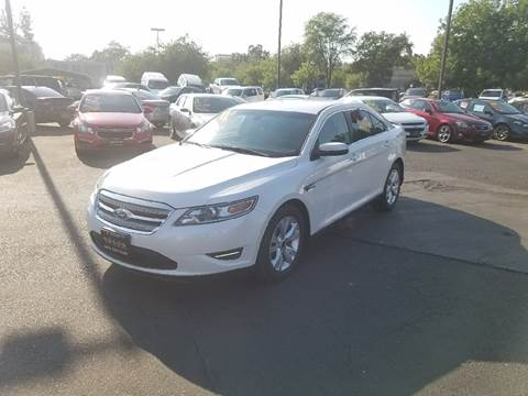 2011 Ford Taurus for sale at 5 Star Auto Sales in Modesto CA