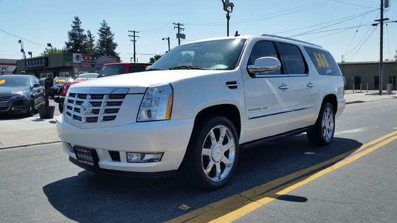 2011 Cadillac Escalade ESV for sale at 5 Star Auto Sales in Modesto CA