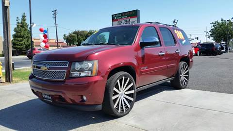 2008 Chevrolet Tahoe for sale at 5 Star Auto Sales in Modesto CA