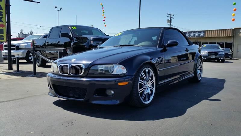 2005 BMW M3 for sale at 5 Star Auto Sales in Modesto CA