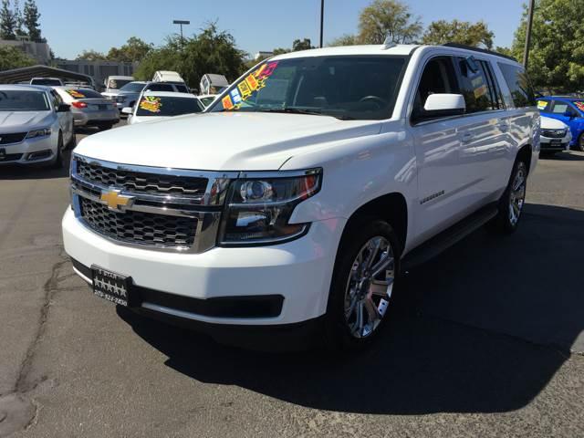 2015 Chevrolet Suburban for sale at 5 Star Auto Sales in Modesto CA