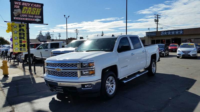 5 Star Auto Sales >> 2014 Chevrolet Silverado 1500 Lt In Modesto Ca 5 Star Auto Sales