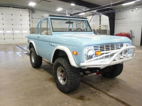 1975 Ford Bronco For Sale In Philadelphia PA