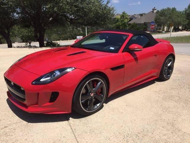 Jaguar FTYPE V S In Beverly Hills CA Carsforsale - 2015 jaguar f type v8 s
