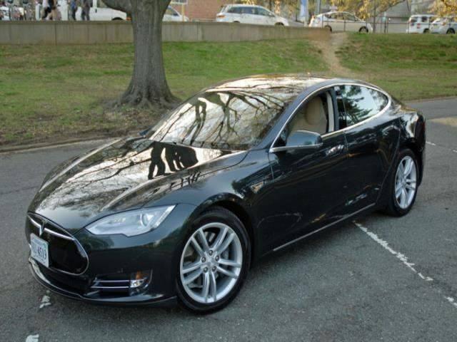 Tesla Model S In Beverly Hills CA Carsforsale - 2013 tesla model s for sale