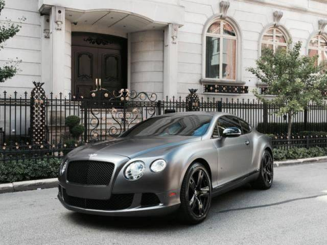 2012 Bentley Continental GT In Beverly Hills CA - Carsforsale