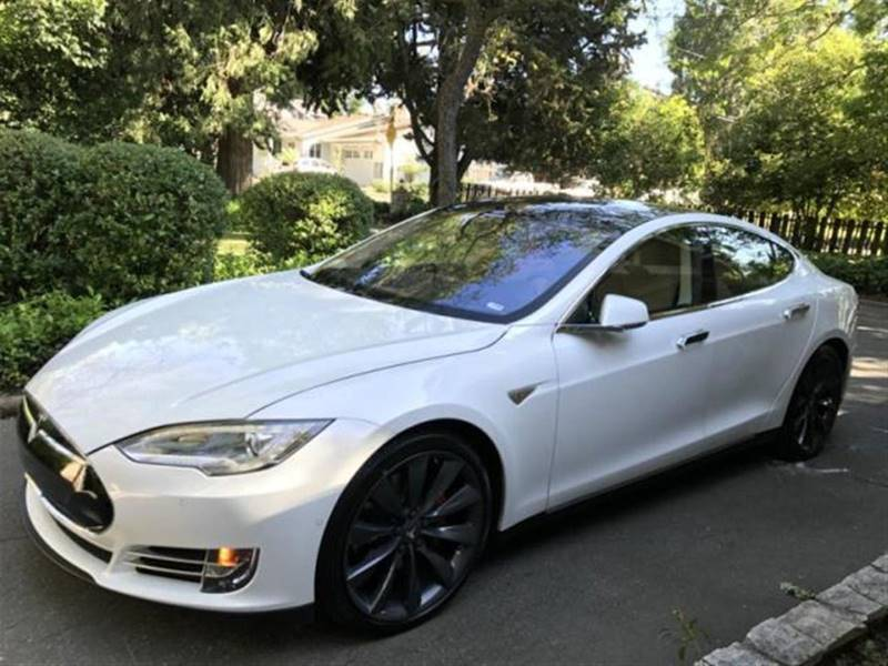 Tesla Model S PD In Beverly Hills CA Carsforsale - 2014 tesla model s