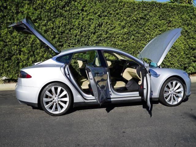 Tesla Model S Performance In Beverly Hills CA Carsforsale - 2013 tesla model s for sale
