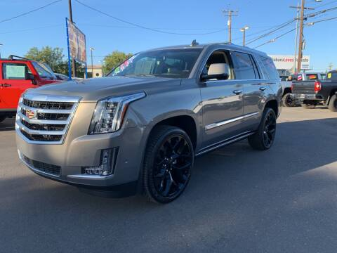 2017 Cadillac Escalade for sale at 5 Star Auto Sales in Modesto CA