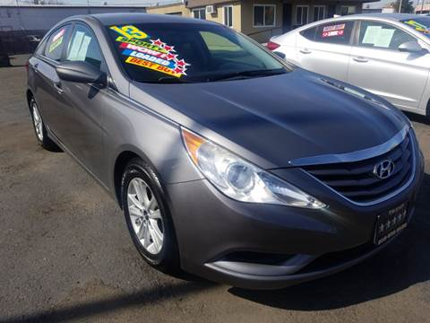 2013 Hyundai Sonata for sale at 5 Star Auto Sales in Modesto CA